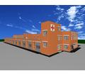 Проект сейсмостойкой подстанции скорой медицинской помощи с гаражом на 10 машиномест - Услуги по недвижимости в Севастополе