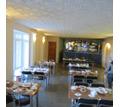 Требуется ОФИЦИАНТ в столовую отеля с проживанием и питанием Крым Судак - Бары / рестораны / общепит в Судаке