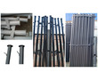 Прочные металлические столбы, фото — «Реклама Армянска»