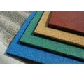 Плитка резиновая 500х500х40 мм - Кирпичи, камни, блоки в Симферополе