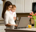 Подработка (онлайн) для мам в декрете и домохозяек - Работа на дому в Евпатории