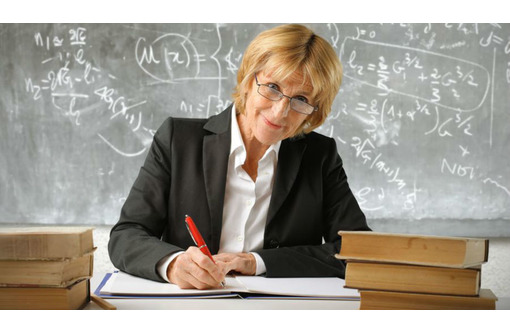 Учитель математики, фото — «Реклама Севастополя»
