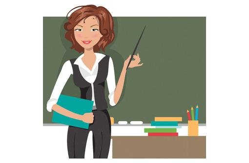 Учитель русского языка, фото — «Реклама Севастополя»