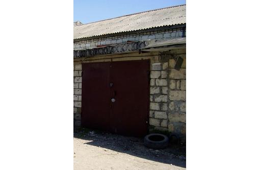Каменный гараж, фото — «Реклама Севастополя»