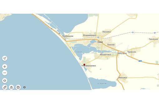 Продажа участка 800 м от моря в пгт. Новофедоровка, фото — «Реклама города Саки»