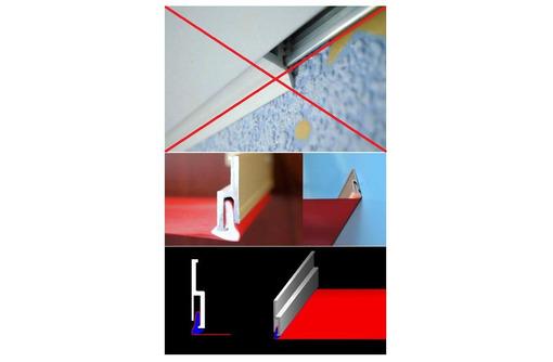 Уникальные бесщелевые натяжные потолки LuxeDesign-Лучший выбор!, фото — «Реклама Белогорска»