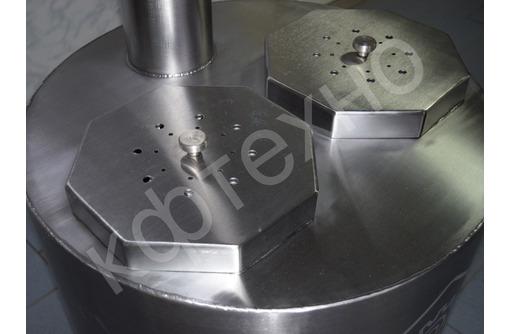 Дымогенератор касетного типа опилочный, фото — «Реклама Черноморского»