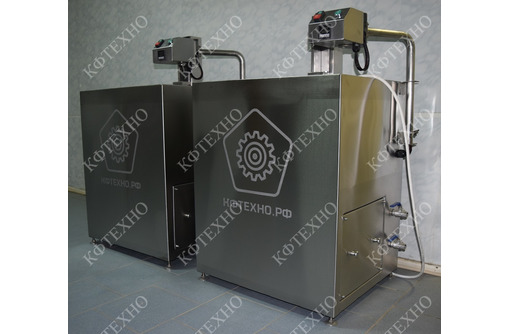 Термоусадочная установка (упаковщик), фото — «Реклама Черноморского»