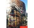 Производство промышленных металлоконструкций : силоса, бункеры, ангары, лестницы, резервуары., фото — «Реклама Севастополя»
