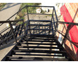 Изготовим и смонтируем гаражи, ворота,заборы, навесы, лестницы, ангары, фото — «Реклама Севастополя»