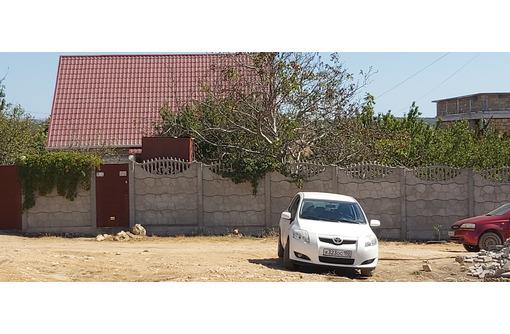 Продам дом 122 кв.м, 6,45 соток земли, Фиолент, р-он Горбатого моста., фото — «Реклама Севастополя»