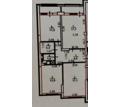 Продается трехкомнатная квартира,г. Симферополь, ул.Залесская - Квартиры в Симферополе