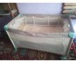 Кровать-манеж, фото — «Реклама Симферополя»
