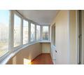 Внутренняя и наружная обшивка, остекление балконов - Балконы и лоджии в Севастополе
