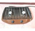 Настольная газовая плита Gefest 700-02, Brown, б/у - Плиты / печи в Симферополе