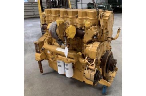 Двигатель САТ С18 (Сaterpillar), фото — «Реклама Севастополя»