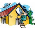 Установка\ремонт цифрового Т2, спутникового ТВ - Спутниковое телевидение в Евпатории