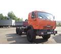 КАМАЗ 43118 шасси - Грузовые автомобили в Крыму