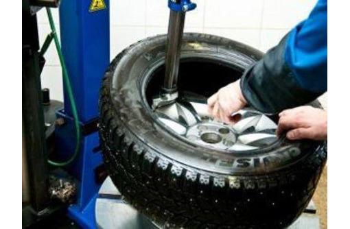 Требуется шиномонтажник, фото — «Реклама Севастополя»
