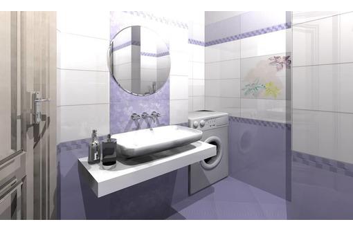 Кафельные работы. Ремонт кухни, ванной и санузл, фото — «Реклама Севастополя»