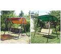 качели садовые - Садовая мебель и декор в Черноморском