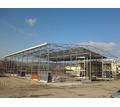 Строительные услуги: строительство промышленных помещений, быстровозводимые здания, ангары, фермы. - Металлические конструкции в Севастополе