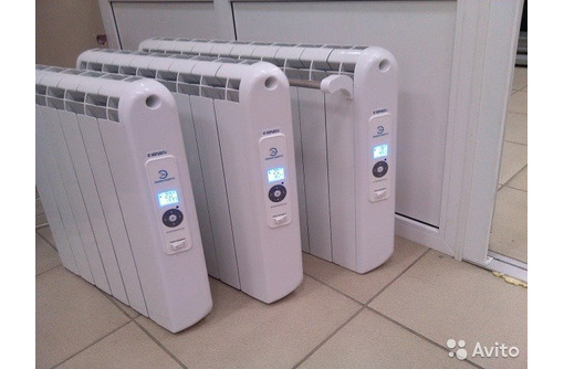 Отопление электричеством, фото — «Реклама Севастополя»