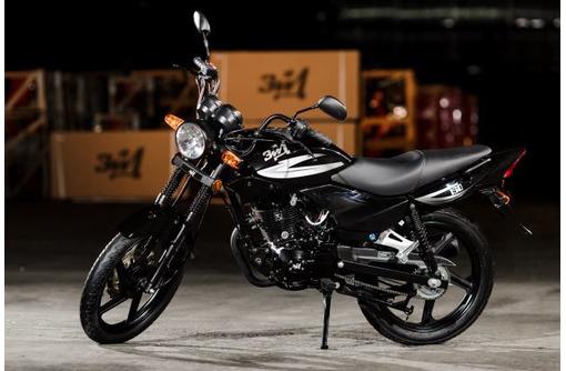Мотоцикл YX150-23, фото — «Реклама Севастополя»