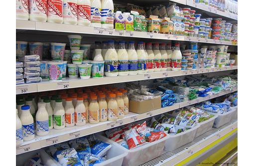 Требуется продавец на молочную продукцию в супермаркет, фото — «Реклама Севастополя»