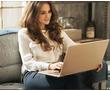 Работа в интернете с официальным доходом, фото — «Реклама Алушты»