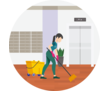 Менеджер по уборке помещений, фото — «Реклама Севастополя»