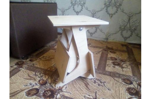 стул-столик, фото — «Реклама Севастополя»
