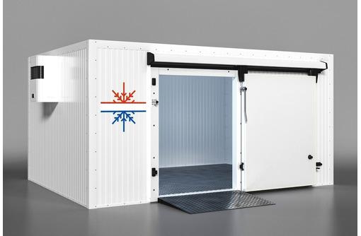 Холодильные Камеры Холодильные Агрегаты Сендвич-Панели, фото — «Реклама Севастополя»