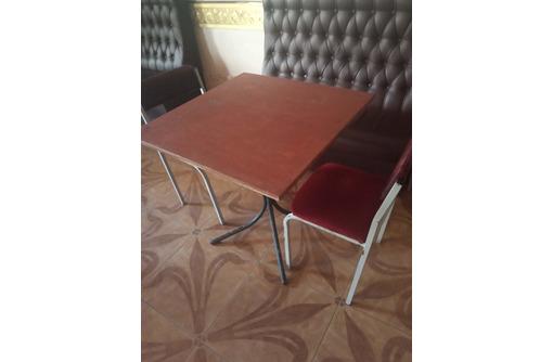 столы квадратные, фото — «Реклама Севастополя»
