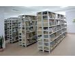Стеллажи металлические для магазина, склада, архива и бытовых помещений, фото — «Реклама Севастополя»