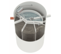 Септик премиум класса AUGUST АТ-6 6-го поколения - Сантехника, канализация, водопровод в Алуште