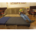Удобный раздвижной диван б/у - Мягкая мебель в Севастополе