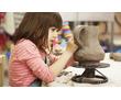 Заниятие по лепке из глины и гончарному искусству, фото — «Реклама Севастополя»