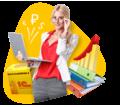 Финсервис, бухгалтерское сопровождение ооо, ип - Бухгалтерские услуги в Симферополе