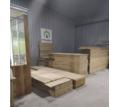 Мебельный щит дуб от производителя, Крым. 20,30 и 40 мм. Подстолья: металл и дерево. Обработка - Пиломатериалы в Алуште
