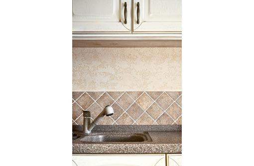Декоративная штукатурка на кухонный фартук!, фото — «Реклама Севастополя»
