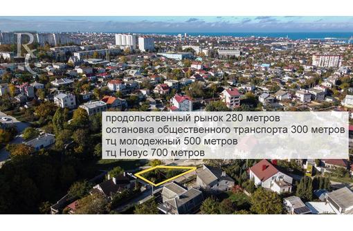Участок в спальном районе города Севастополя, фото — «Реклама Севастополя»