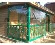 Шторы ПВХ рулонные прозрачные, фото — «Реклама Севастополя»
