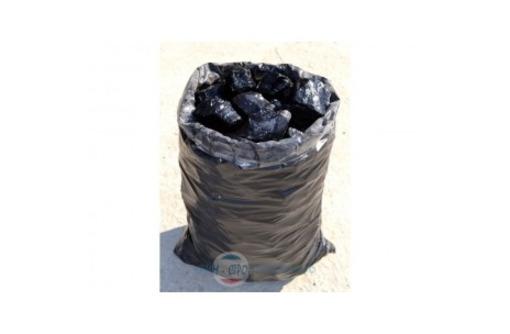 Уголь в мешках пламенный, антрацит, фото — «Реклама Симферополя»