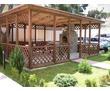 Деревянные беседки, навесы, летние домики в Севастополе., фото — «Реклама Севастополя»