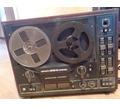 Продам бобинный магнитофон Сатурн 202-2 стерео - Музыкальные центры и магнитолы в Симферополе