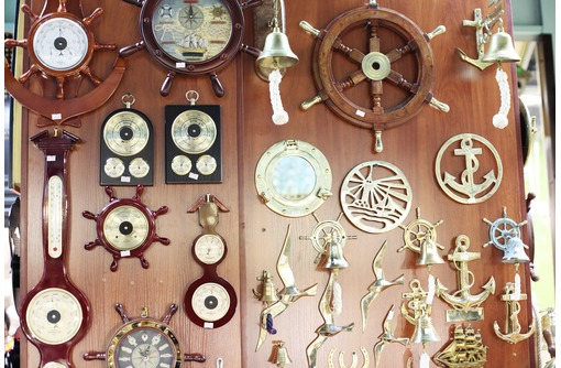 подарки , сувениры в морском стиле, фото — «Реклама Севастополя»
