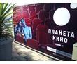Интерьерная печать на баннере и пленке. Оформление витрин, фото — «Реклама Севастополя»