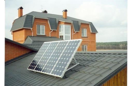 Энергосистемы на базе солнечных батарей, фото — «Реклама Севастополя»