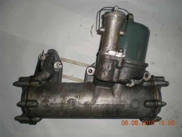 Теплообменник на двигатель 3д6 во владивостоке